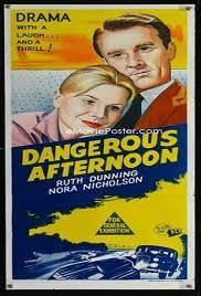 Dangerous Afternoon Poster
