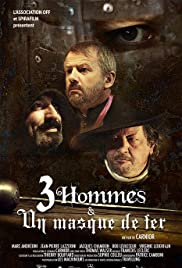 3 Men and an Iron Mask Poster