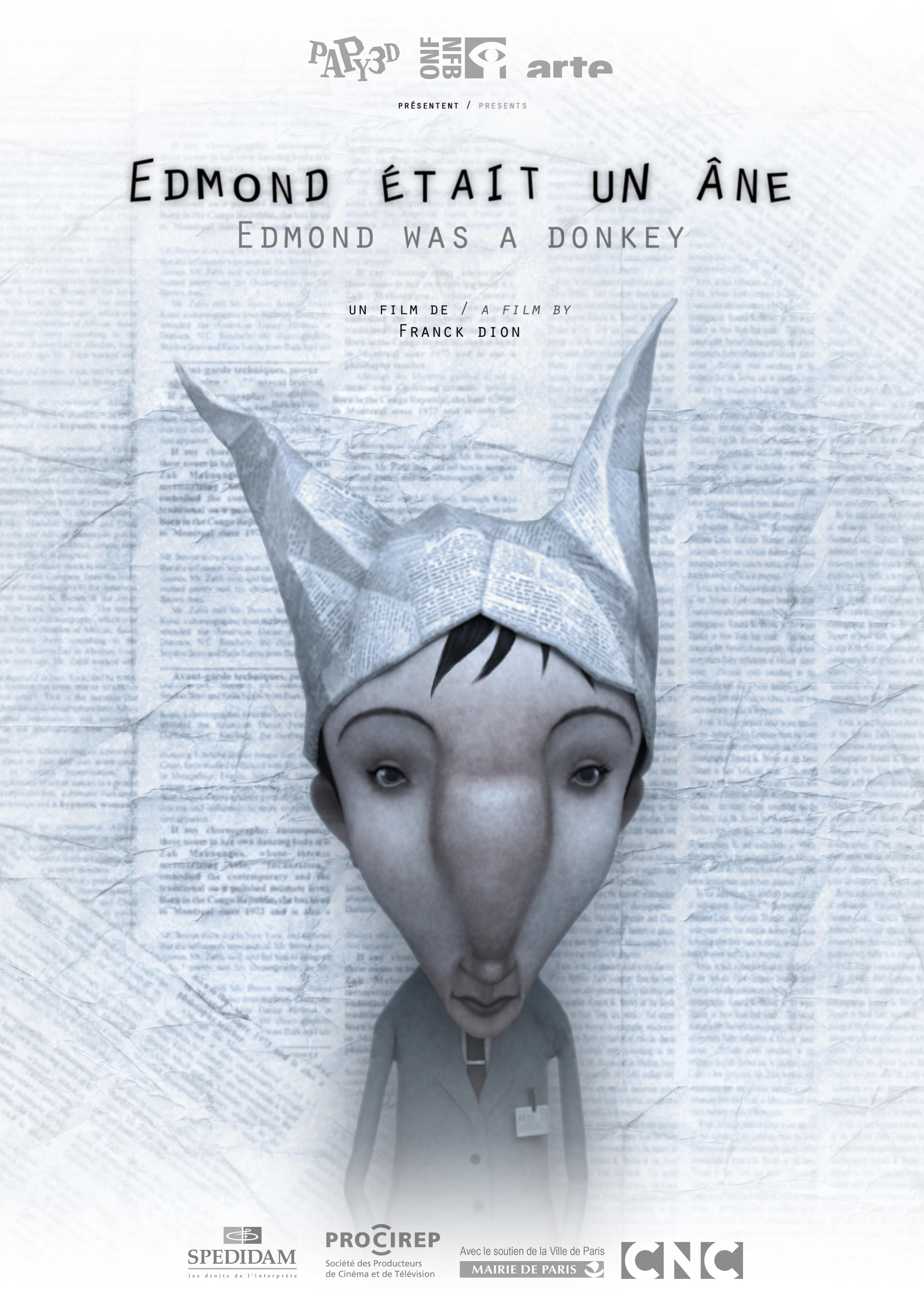 دانلود زیرنویس فارسی فیلم Edmond Was a Donkey