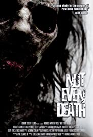 Not Even Death Poster
