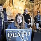 Nicola Goodchild, Claira Watson Parr, Ben Shockley & Jonathan Hansler in 'Dad's Lab'.