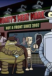 Bender Gets Made Poster