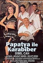 Papatya ile karabiber
