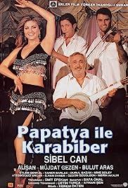 Papatya ile karabiber Poster