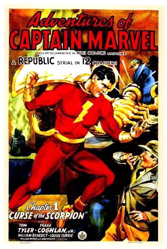 Adventures of Captain Marvel (1941) - IMDb