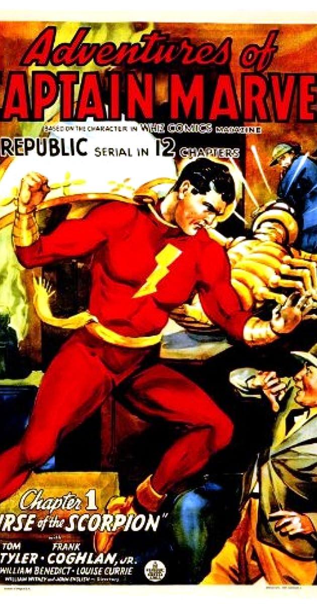 Adventures Of Captain Marvel 1941 Imdb