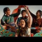 Tannishtha Chatterjee, Radhika Apte, Surveen Chawla, and Lehar Khan in Parched (2015)