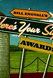 Bill Engvall: Here's Your Sign Awards Poster