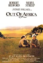 Primary image for Out of Africa