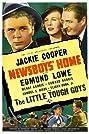 Newsboys' Home (1938) Poster