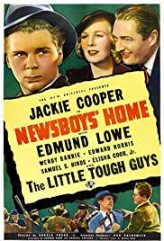 Newsboys' Home Poster