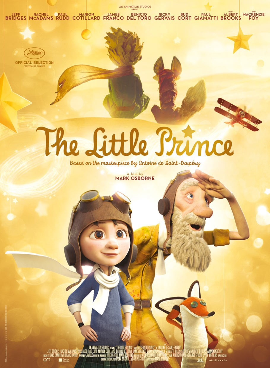 The Little Prince 2015 Imdb