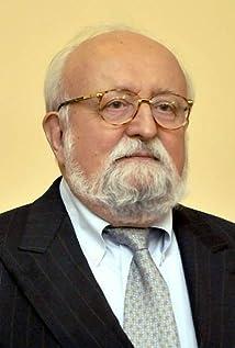 Krzysztof Penderecki Picture