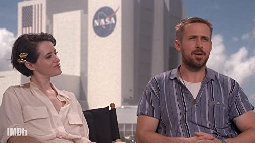 Ryan Gosling and Claire Foy on the Gravity of 'First Man'