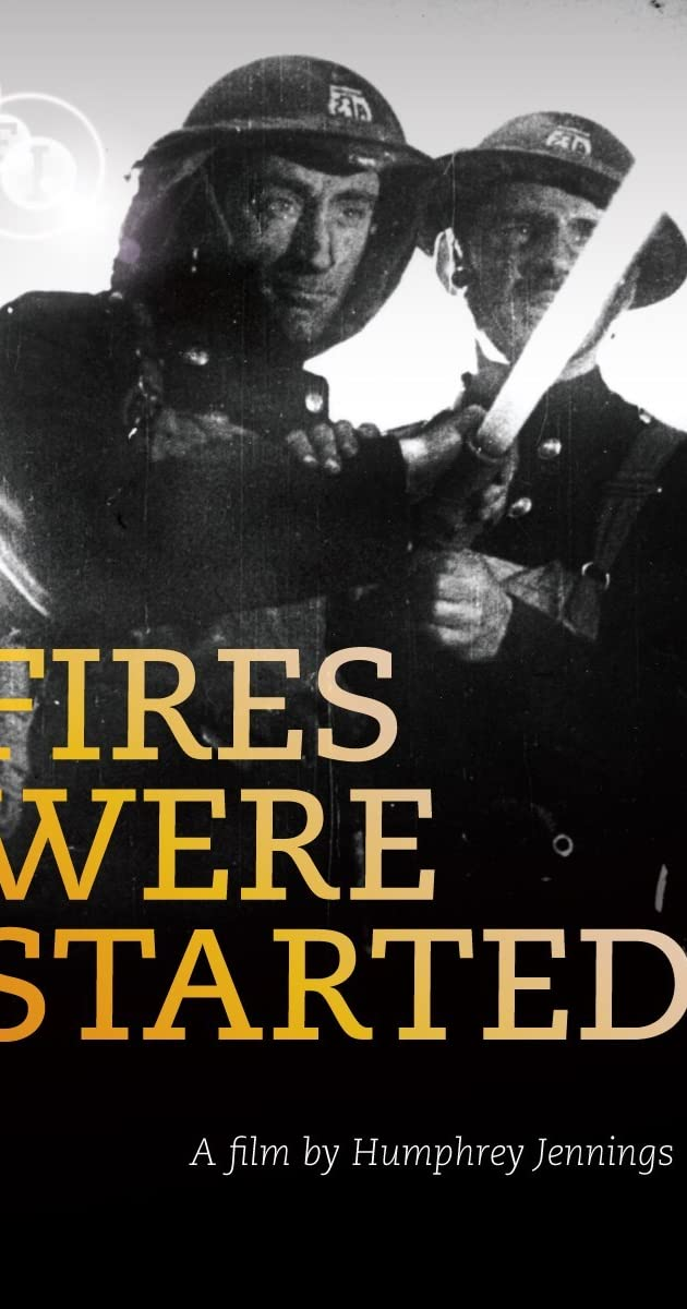 Subtitle of Fires Were Started