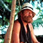 Oliver Reed in Castaway (1986)
