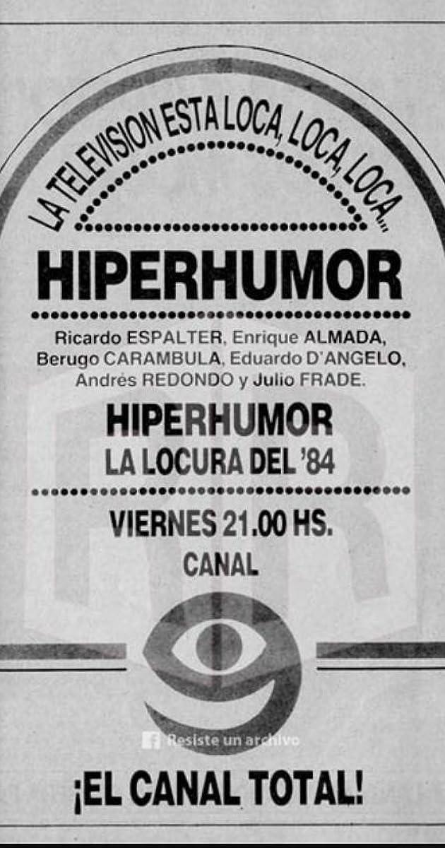 hiperhumor dvd