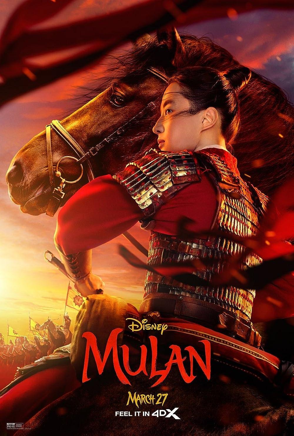 Mulan (2020) Subtitle Indonesia