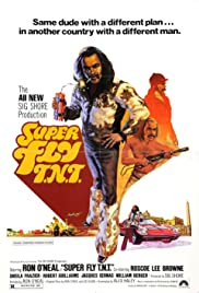 Super Fly T.N.T. (1973) Poster - Movie Forum, Cast, Reviews