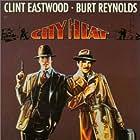 Clint Eastwood and Burt Reynolds in City Heat (1984)