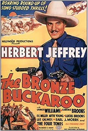 Where to stream The Bronze Buckaroo