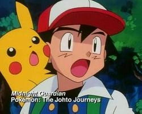 Pokemon: The Johto Journeys - Midnight Guardian