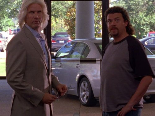 Will Ferrell and Danny McBride in Eastbound & Down (2009)