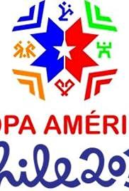 Copa América 2015 Poster