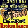 Spencer Tracy, Robert Wagner, Richard Widmark, Katy Jurado, etc.