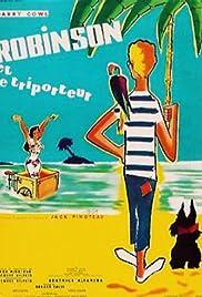 Monsieur Robinson Crusoe Poster