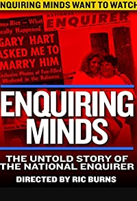Primary photo for Enquiring Minds: The Untold Story of the Man Behind the National Enquirer