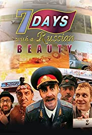 7 dney s russkoy krasavitsey Poster