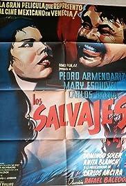 Los salvajes Poster