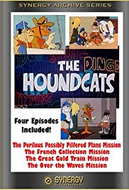 The Houndcats Poster