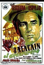 Zalacaín el aventurero Poster