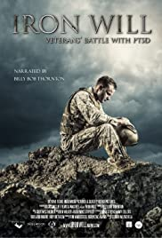 IRON WILL: Veterans Battle with PTSD Poster