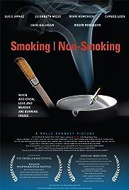 Smoking/Non-Smoking Poster
