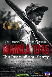 Manila 1945: The Rest of the Story Poster