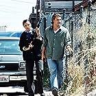 Michael Michele and Scott Speedman in Dark Blue (2002)