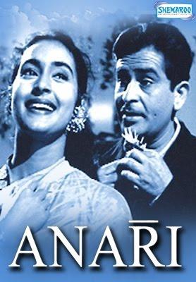 Anari (1959) Raj Kapoor 720p WEB-DL Full Movie Download