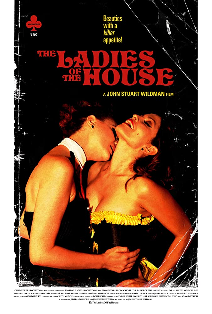 18+ The Ladies Of The House 2020 English Hot Movie 720p HDRip 900MB x264 AAC