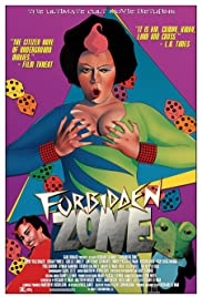 Forbidden Zone (1980) 720p