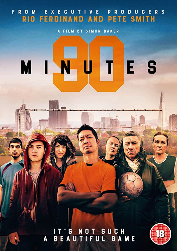 View 90 Minutes (2019) Movie poster on Ganool