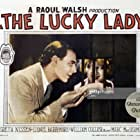 William Collier Jr. and Greta Nissen in The Lucky Lady (1926)