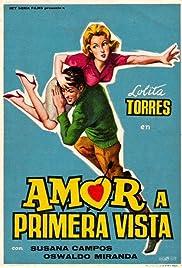 Amor a primera vista Poster