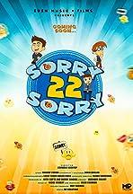 Sorry 22 Sorry