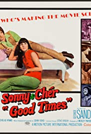 Good Times(1967) Poster - Movie Forum, Cast, Reviews
