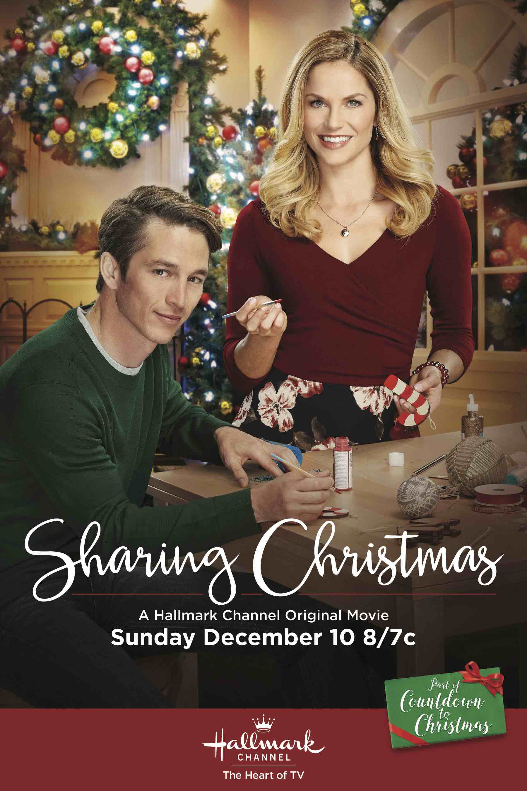 Sharing Christmas Hallmark.Sharing Christmas Tv Movie 2017 Imdb