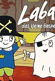 Lilla spöket Laban Poster