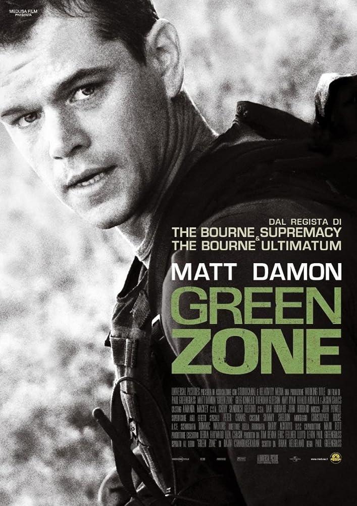 Poster Film Green Zone (2010)